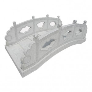 Decorative garden stone bridge for sale