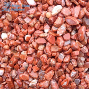 High Polish Red Pebble Stone, 2-4cm / 3-5cm / 5-8cm