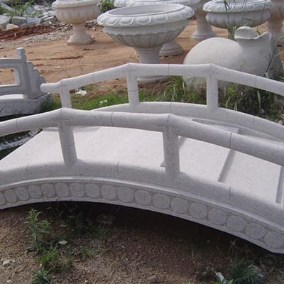 Factory Price Stone Bench -
