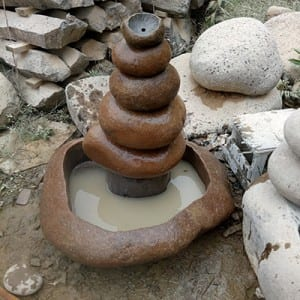 Manufactur standard Garden Water Features - Chinese style water table fountain for sale – Magic Stone