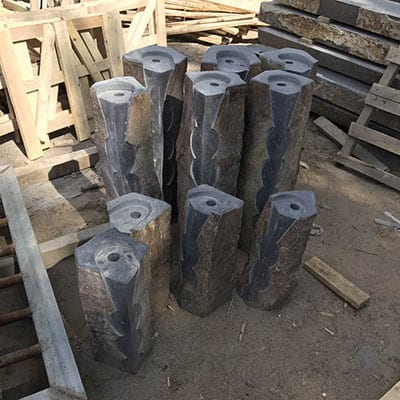 China Supplier Hexagon Marble Coaster -