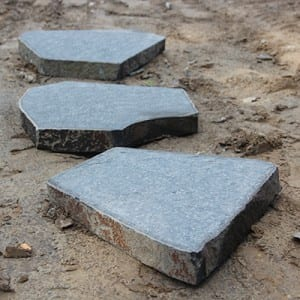 OEM Factory for White Polished Pebbles - Cheap basalt patio paver stones for sale – Magic Stone