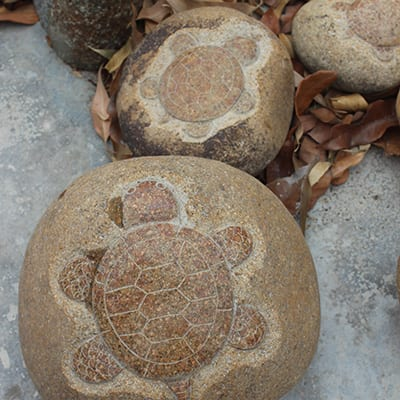 OEM Customized Cobble Pebble Stone -