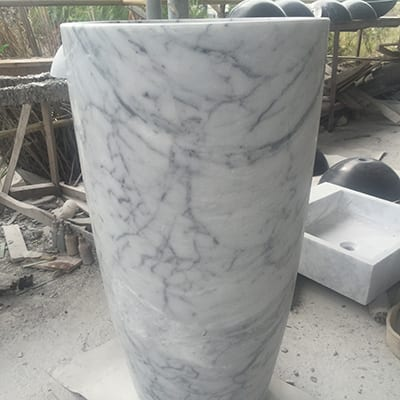 China OEM Polished River Stone -