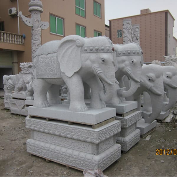 Factory Price For White Marble Buddha Statues -