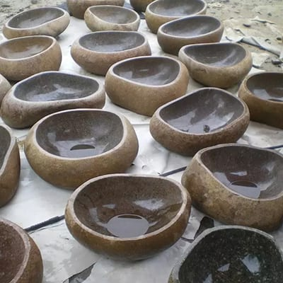 Factory selling Spa Hot Rocks Massage Stones -