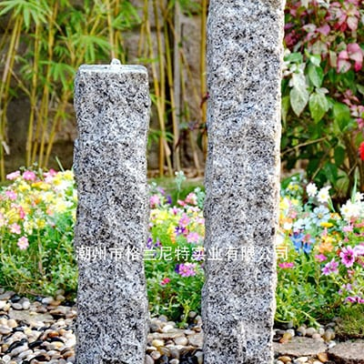 Professional China Garden Granite Bench -