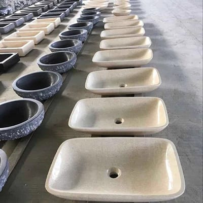 New Fashion Design for Marble Garden Fountain -