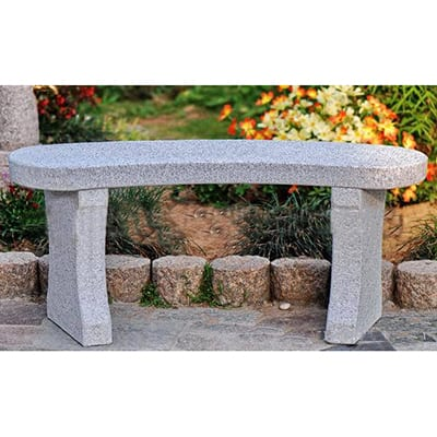 China wholesale Cheap Stone Bench -