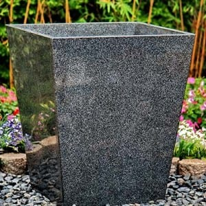 Granite G603 outdoor rectangle flower pots