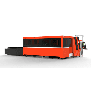 MK4020F-Guztiz itxietan Metal Fiber Laser Cutting Machine Interexchange mahai With