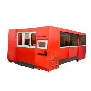 MK3015F-Guztiz itxietan Metal Fiber Laser Cutting Machine Interexchange mahai With