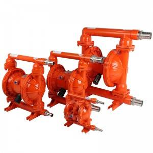 Diaphragm Pump Air-Operated Aluminum