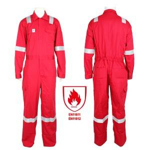 OEM/ODM China SMS Protective Overall - Fire Retrardant Boilersuit – CHUTUO