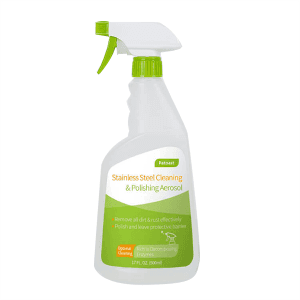 Discount wholesale Toilet House Cleaning Detergent - Stainless Steel Cleaning Spray – Maxsee