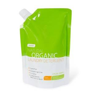 Factory wholesale Raw Materials Dishwashing Liquid Soap - Natural Organic Laundry Detergent – Maxsee