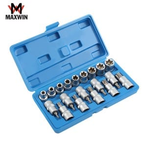 Newly Arrival Chrome Vanadium Box Spanner With Ratchet -