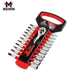 Good User Reputation for Hand Tool 94 Pcs Socket Set -