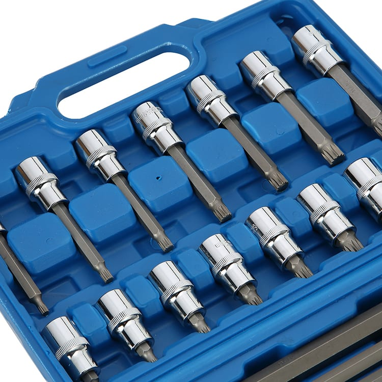 Factory wholesale Ball End Hex Key Socket Sets -