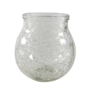 Crackle Glass Pedant Light Shade