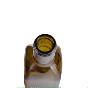 250ml 500ml 750ml Green Glass Marasca Olive Oil Bottle