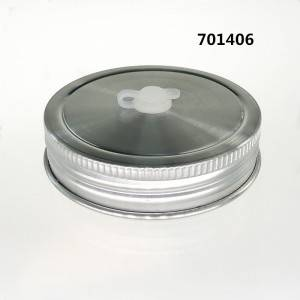 70mm and 86mm Stainless Steel Vacuum Mason Jar Lid