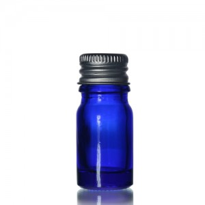 MBK 5ml Small Glass Bottle for Fancy Oil