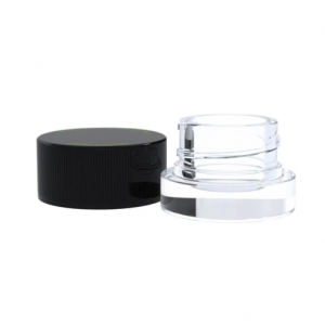 MBK Small Glass Jars with Airtight Lids