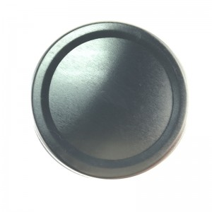 70mm Tin Plate Airtight Mason Jar Lid