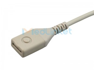 Entropy index EEG electrode extension cable  B0051A