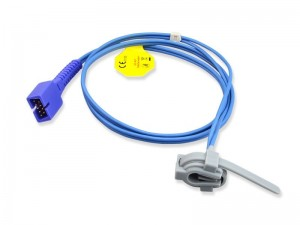 Reusable SpO2 sensor (nevoja ext-cable)