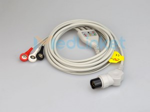 Medlinket ALT/DATASCO Compatible Direct-Connect ECG Cables