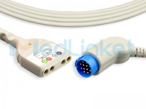 ECG Trunk Cable EC419-4I