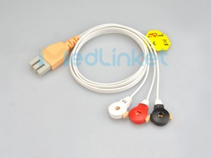 Medlinket MINDRAY Compatible  Disposable ECG