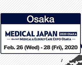 MEDICAL JAPAN 2020 OSAKA – 6th Int'l Medical and Elderly Care Expo Osaka