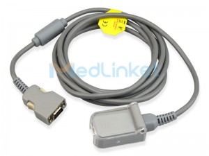Medlinket Colin Compatible SpO2 Extension Adapter Cable