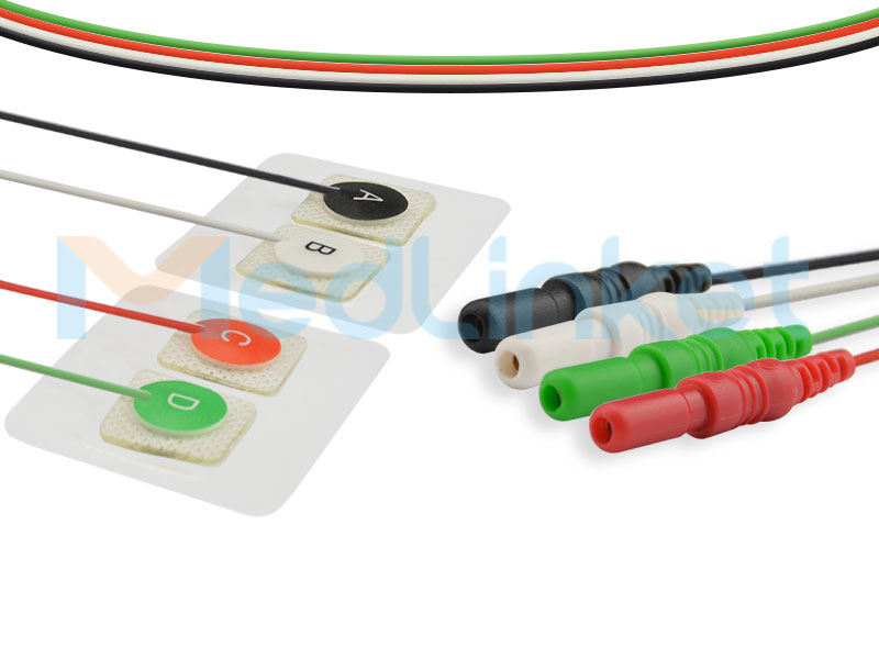 Disposable ECG Electrode V0014A-C0234I Featured Image