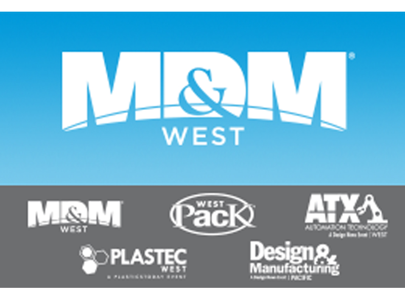 Medical Design & Manufacturing (MD&M) West 2019
