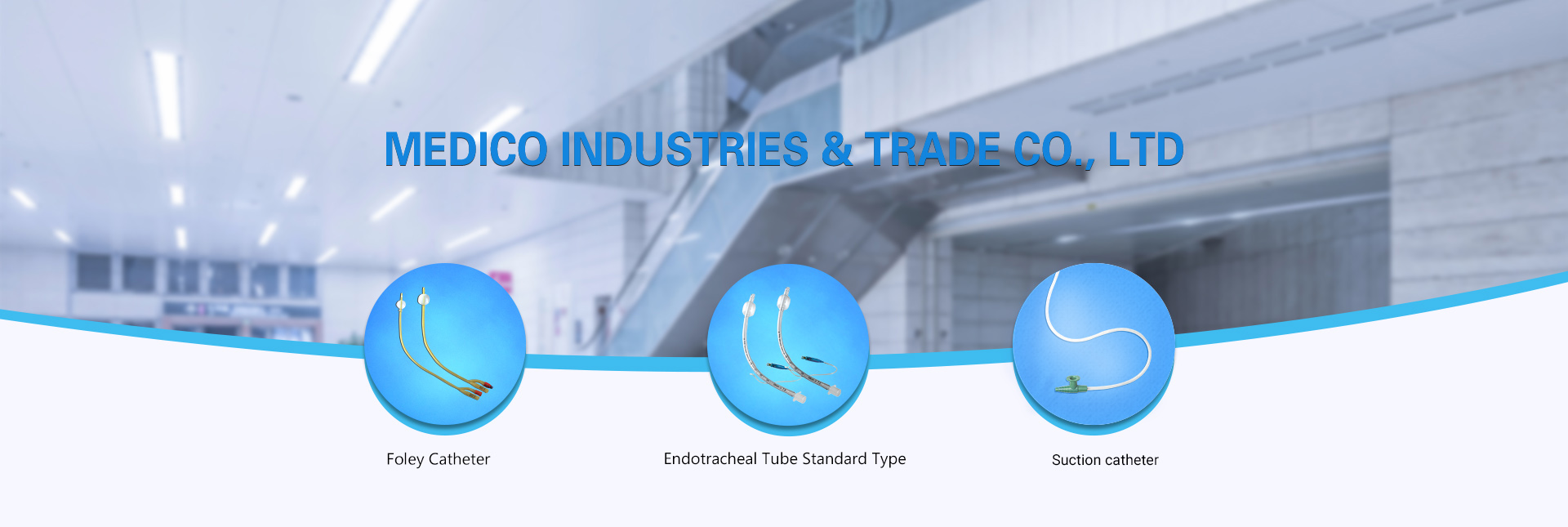 MEDICO INDUSTRIES & TRADE CO., LTD
