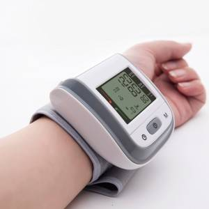 Wrist Style Electronic Blood Pressure Monitor BP102