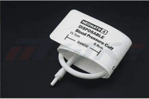 Disposable Neonate NIBP Cuff Single Tube With Connector
