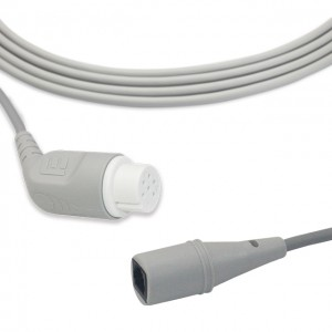 Mindray-Datascope IBP aey To Medex / Abbott Transducer, B0402