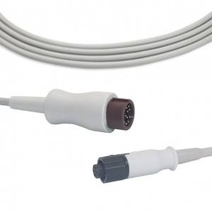 Mindray IBP Cable To Medex Logical Transducer, B0812