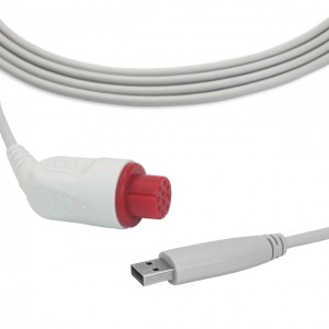 GE Datex IBP kabel do USB Przetwornik B0906