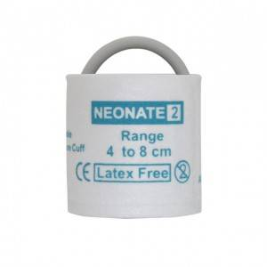 Disposable Neonate NIBP Cuff, 4.2-7.1cm,C0102