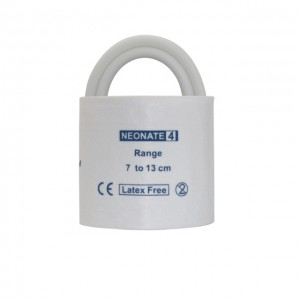 Disposable Neonate NIBP Cuff,6.9-11.7cm,Double tube  C0204