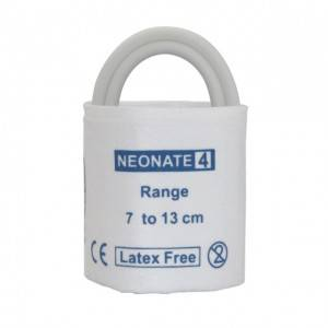 Disposable Neonate NIBP Cuff,6.9-11.7cm, C0404 Animal Prints