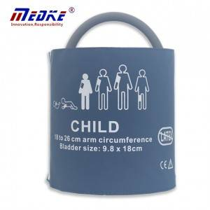 Pediatric Tube Single 18-26cm Cuff C6611