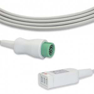 Mindray 0010-30-42719 ECG Trunk Cable, 3lead, AHA G3143MD