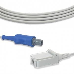 Solaris/New Tech Spo2 Extension Cable P0220A